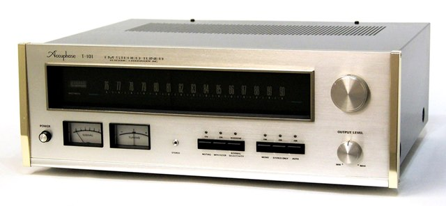 Accuphase 金嗓子 T-101