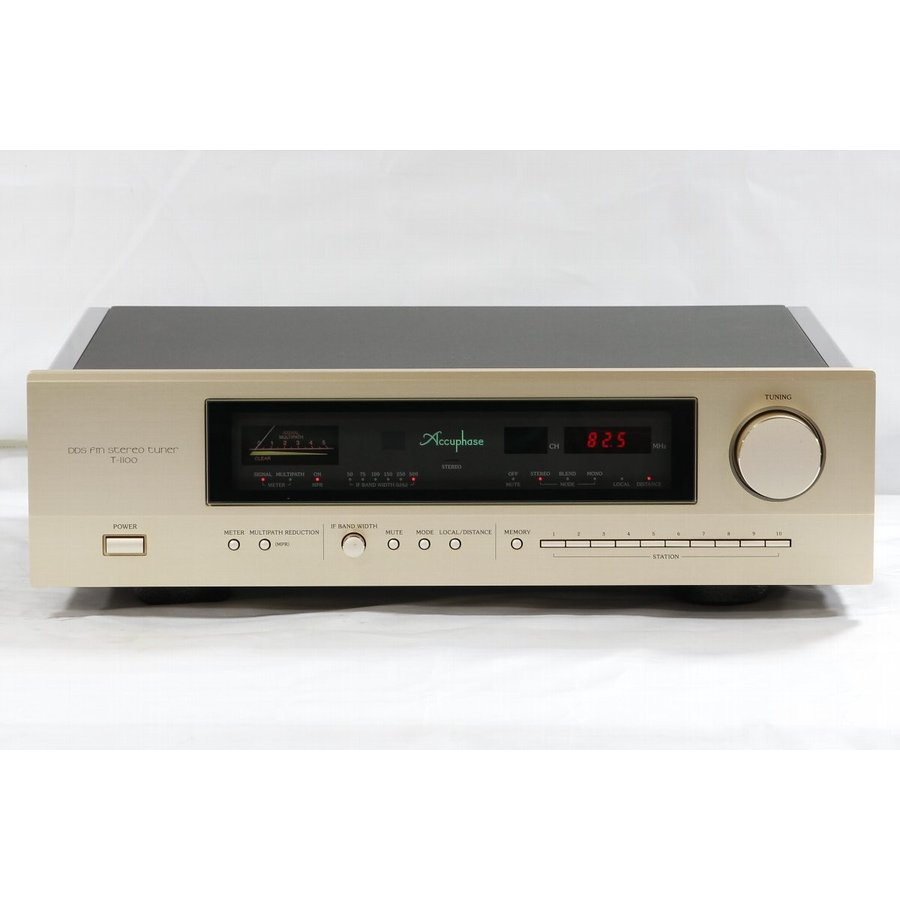 Accuphase 金嗓子 T-1100