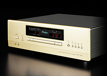 Accuphase 金嗓子 DP-560