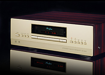 Accuphase 金嗓子 DP-800